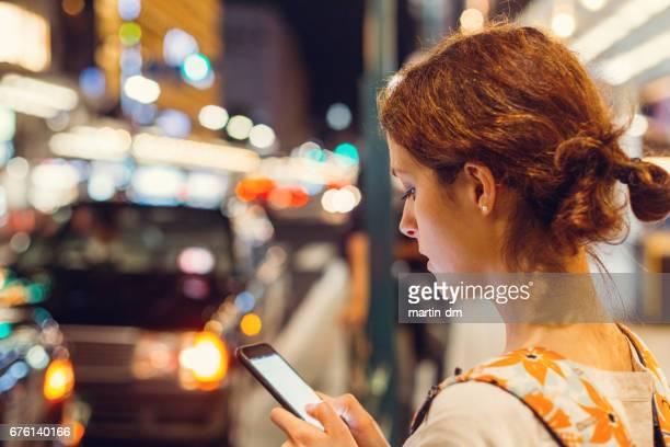 Girl in Tokyo