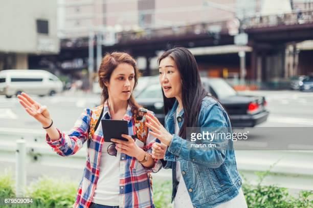東京の女の子 - 観光 ストックフォトと画像