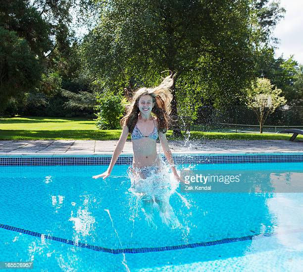 13 Year Old Girls Bikini Stock Photos And Pictures  Getty -5832
