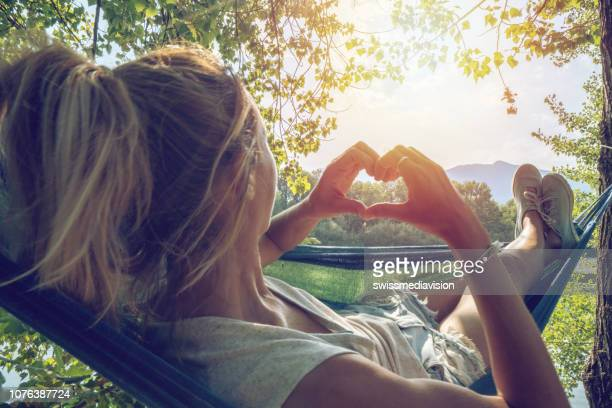 girl loving summer vacations - geographical locations stock pictures, royalty-free photos & images