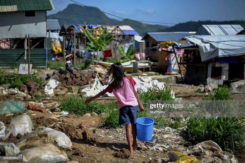 Typhoon Haiyan Philippines One Year After : News Photo