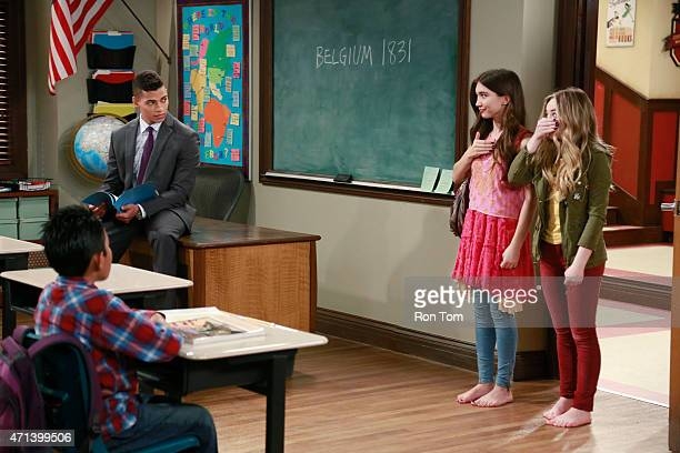 WORLD 'Girl Meets Gravity' Riley and Maya are anxious to begin eighth grade and have a new teacher that isn't Riley's father Meanwhile Mrs Svorski...