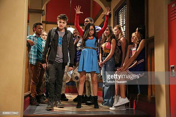 WORLD Girl Meets High School Part One Riley Maya Lucas and Farkle are now freshmen in high school and quickly learn what it is like to no longer be...