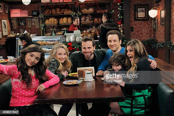 WORLD 'Girl Meets Home for the Holidays' It's Christmas at the Matthews and Cory's best friend Shawn Hunter Riley's grandparents and Uncle Joshua are...