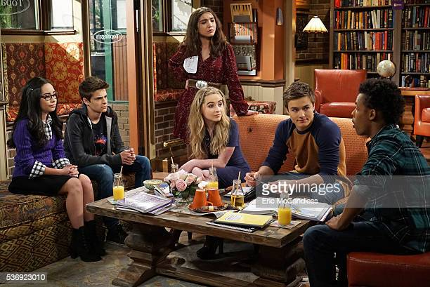 WORLD 'Girl Meets Permanent Record' After receiving a bad grade Riley realizes high school scores count toward her permanent record This episode of...