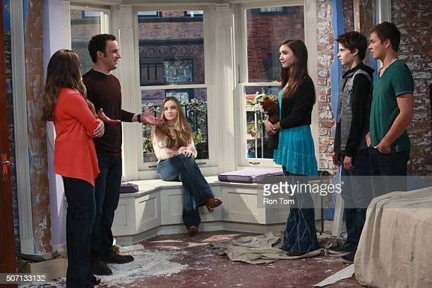 WORLD 'Girl Meets The Bay Window' Maya is upset to learn that Riley wants to redecorate their sacred space known as the bay window This episode of...