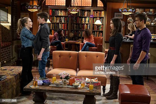 WORLD Girl Meets True Maya Maya wants to do something bad to balance out all the good she's done lately This episode of Girl Meets World airs Friday...