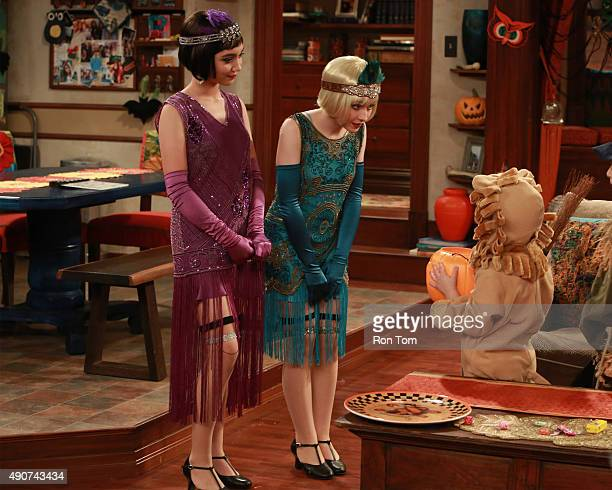 WORLD 'Girl Meets World of Terror 2' Riley and Maya meet the ghost of the bay window who happens to be a flapper girl from the 1920's This episode of...