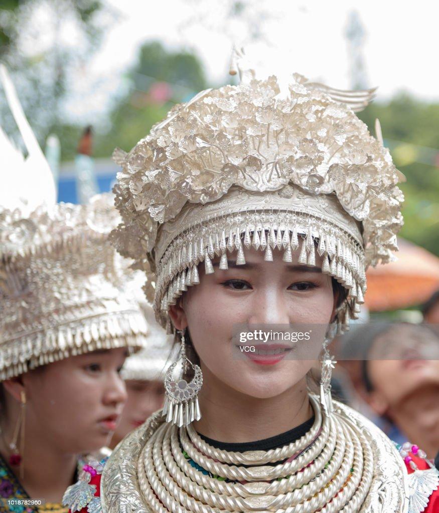 'Naoyu' Festival Celebrated In Qiandongnan