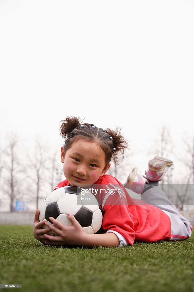 cute-young-girl-playing-soccer-picture-pattern-for-a-bdsm-hood