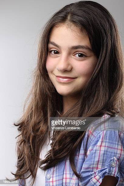13 Year Old Girl: Pretty 13 Year Old Girls Stock Photos And Pictures