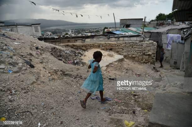 Haitian girls young Sex tourism