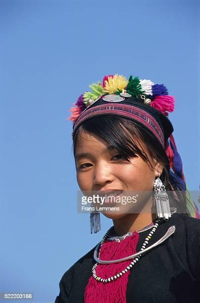 Girl, Sapa, Vietnam