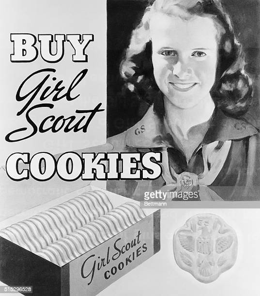 Girl Scout Poster of the 1940s