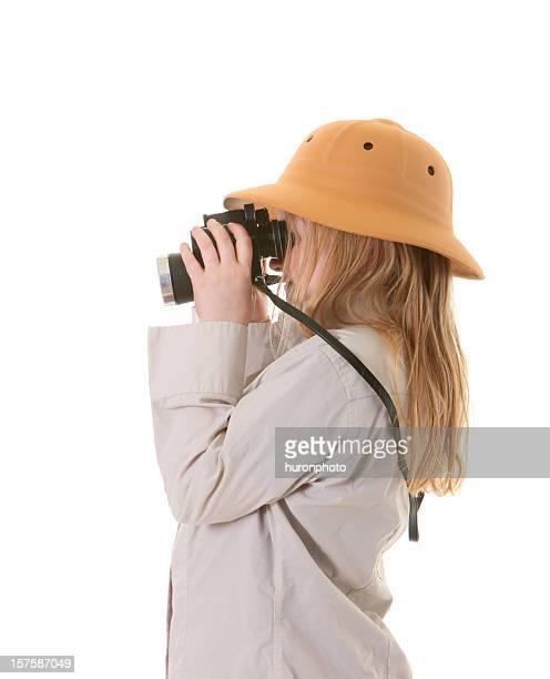 girl 、双眼鏡を検索