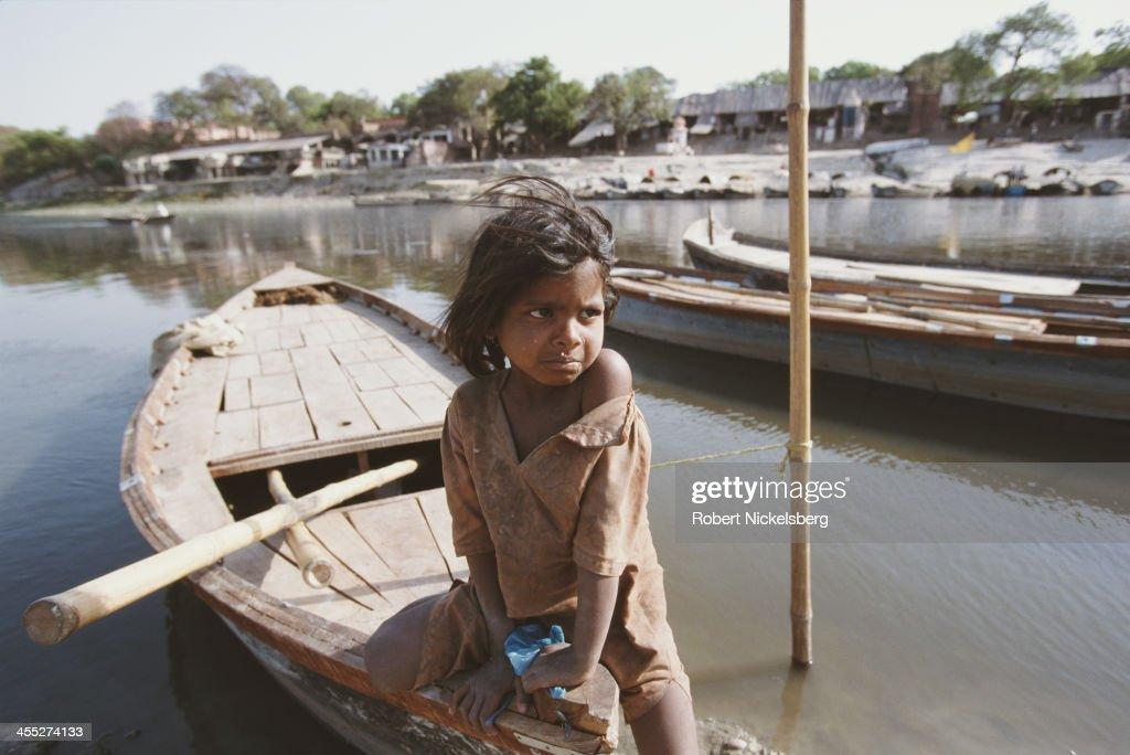Ganges River : News Photo