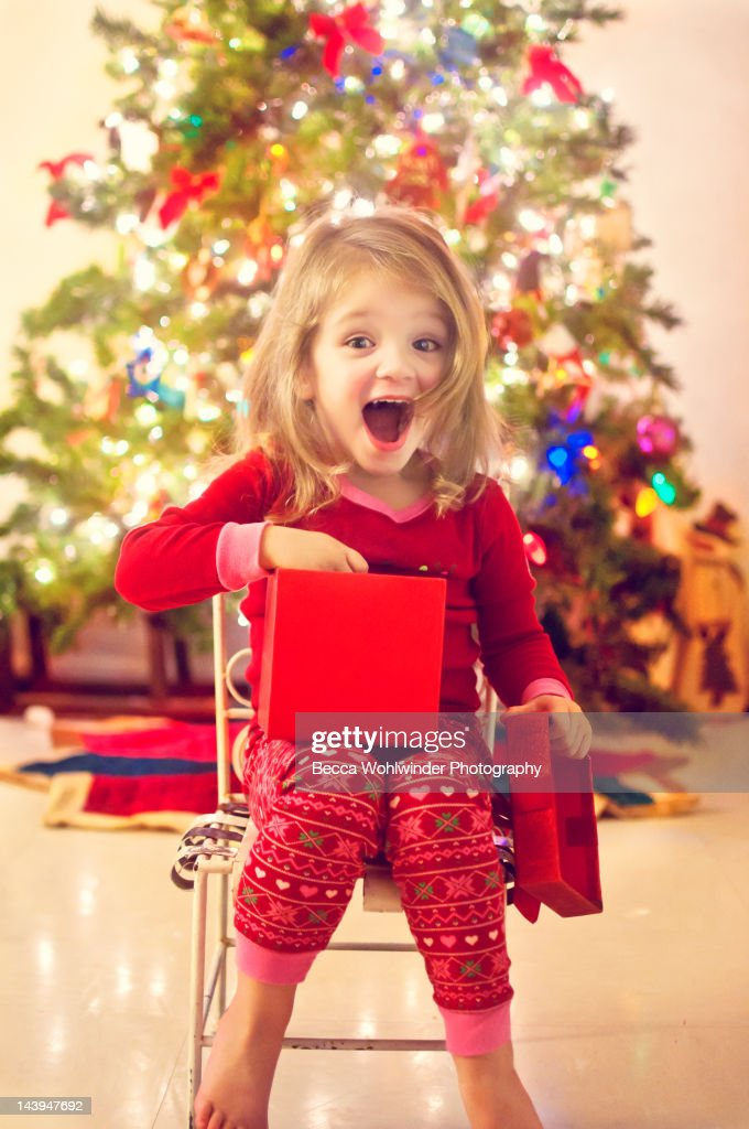Video Of Kids Opening Gifts
