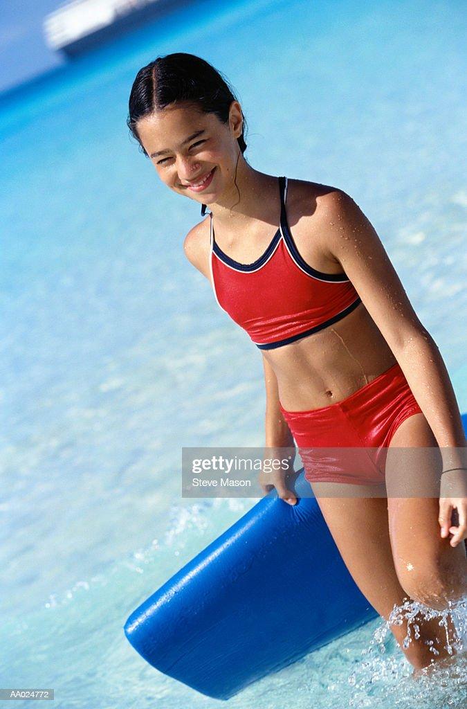 10 year old girl in bikini swimsuit Pinterest
