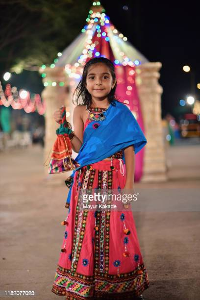 girl wearing indian traditional clothes - religious celebration stock pictures, royalty-free photos & images