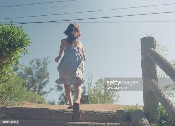 girl who run away