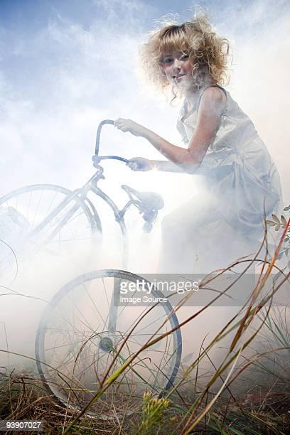 Girl 、自転車