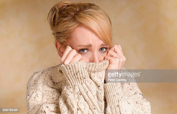 girl with bipolar - blonde hair stock pictures, royalty-free photos & images