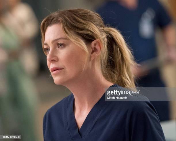 """Girlfriend in a Coma"""" - A patient gives Meredith some clarity on her dating situation around the holidays. The strain on Bailey and Ben's marriage..."""