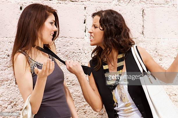 girlfriends - neckwear stock pictures, royalty-free photos & images