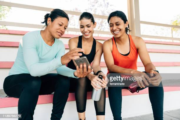 Girlfriends Training Together