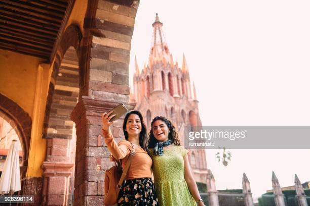 Freundinnen Reisen Mexiko