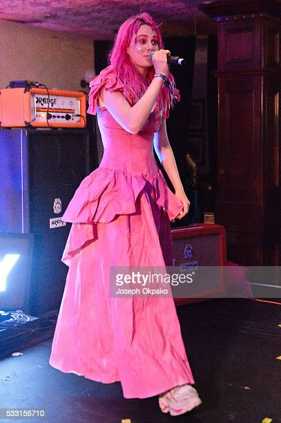 Girli performs on Day 2 of The Great Escape Festival on May 20 2016 in Brighton England