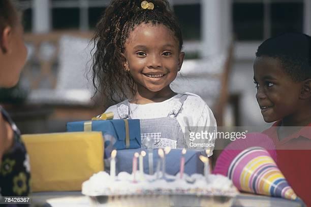 Girl's birthday party
