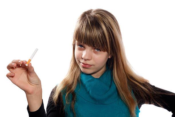 teen smoke
