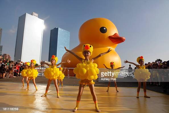 A Rubber Duck S Journey Photo Album Getty Images