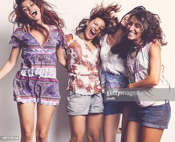 Girls Fun and Dance