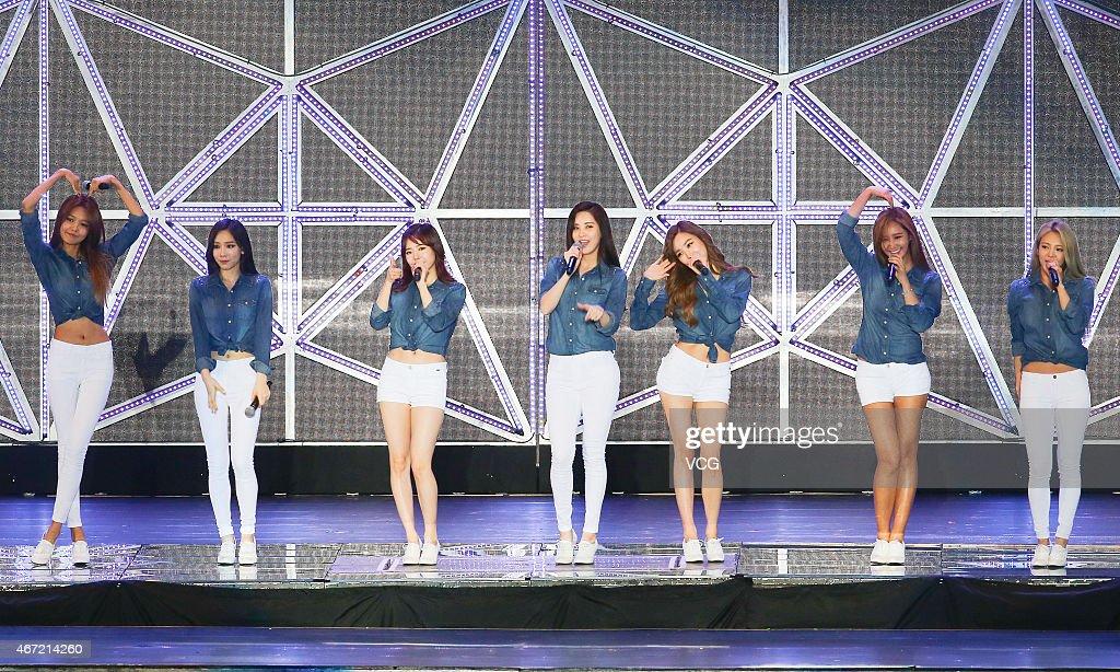 SM Town Taipei Live