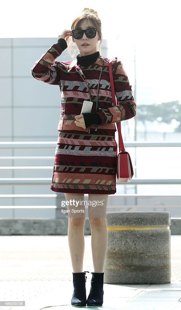 Celebrity Sighting at Incheon International Airport