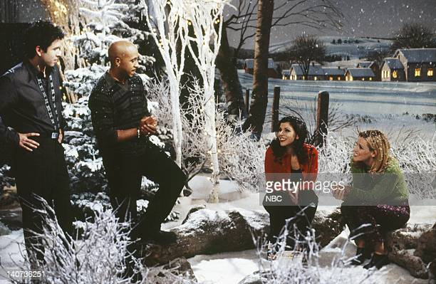 JENNY 'A Girl's Gotta Deck the Halls' Episode 7 Pictured Rafer Weigel as Max Dale Godboldo as Cooper Heather Paige Kent as Maggie Marino Jenny...