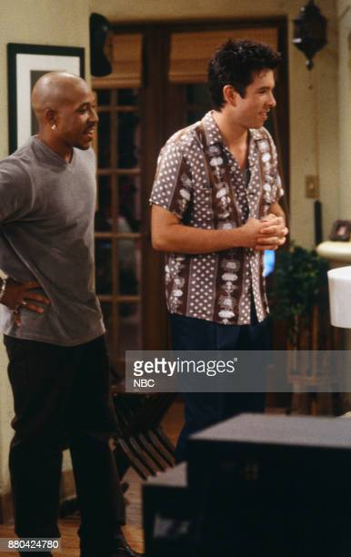 JENNY 'A Girl's Gotta Love a Wedding' Episode 8 Pictured Dale Godboldo as Cooper Rafer Weigel as Max