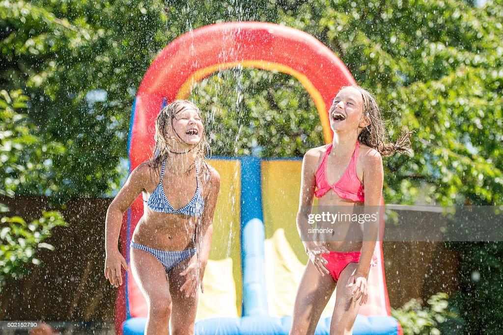 Lesben Haben Spaß Zusammen