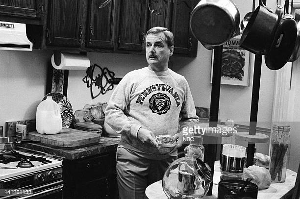 ST ELSEWHERE Girls Just Want to Have Fun Episode 10 Pictured William Daniels as Doctor Mark Craig Photo by Jack Hamilton/NBCU Photo Bank