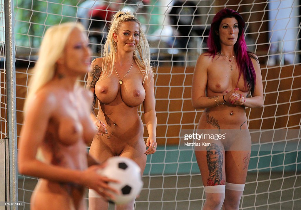 European soccer girl nude — photo 9