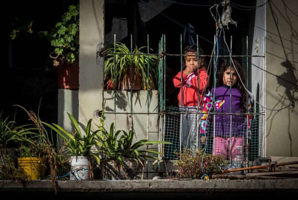 ARG: Coronavirus Hits Buenos Aires Slums