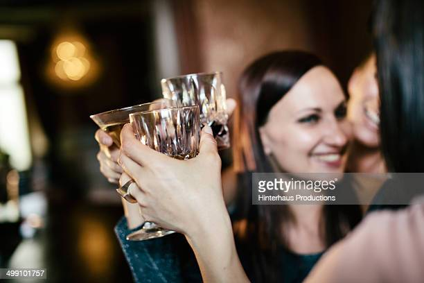 Girls Night At A Pub