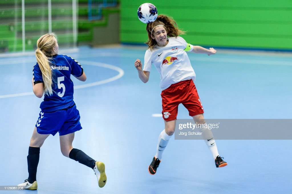 DFB-Futsal-Cup For B And C Junior Girls : News Photo