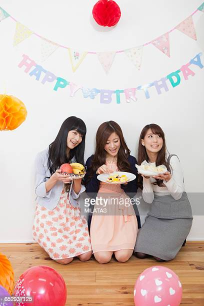 Girls party in japan