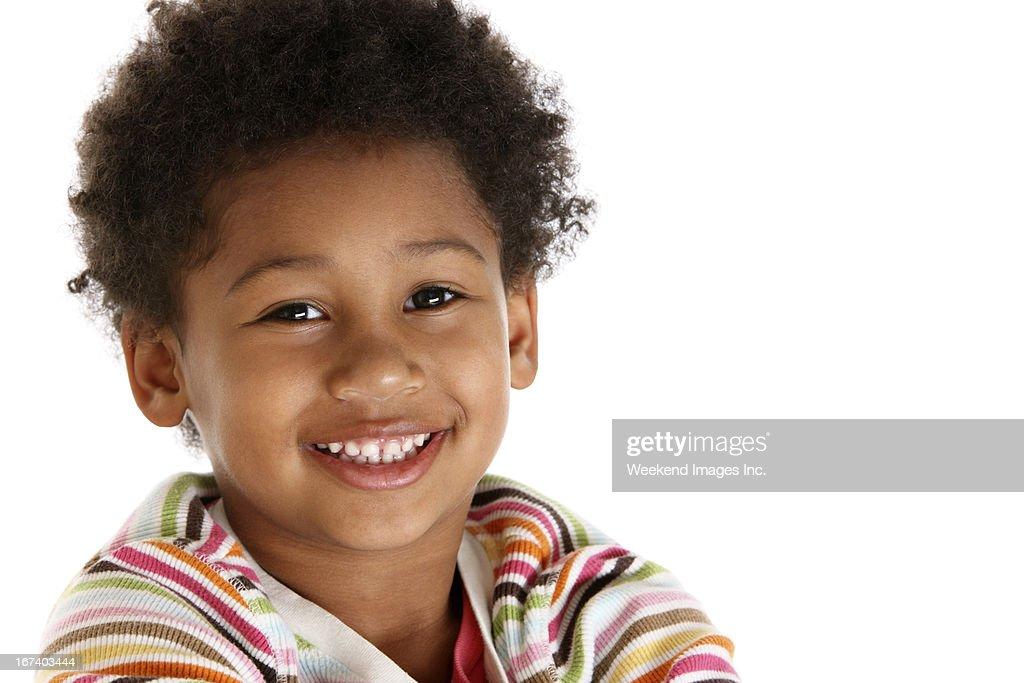 Girl's portrait : Stock Photo