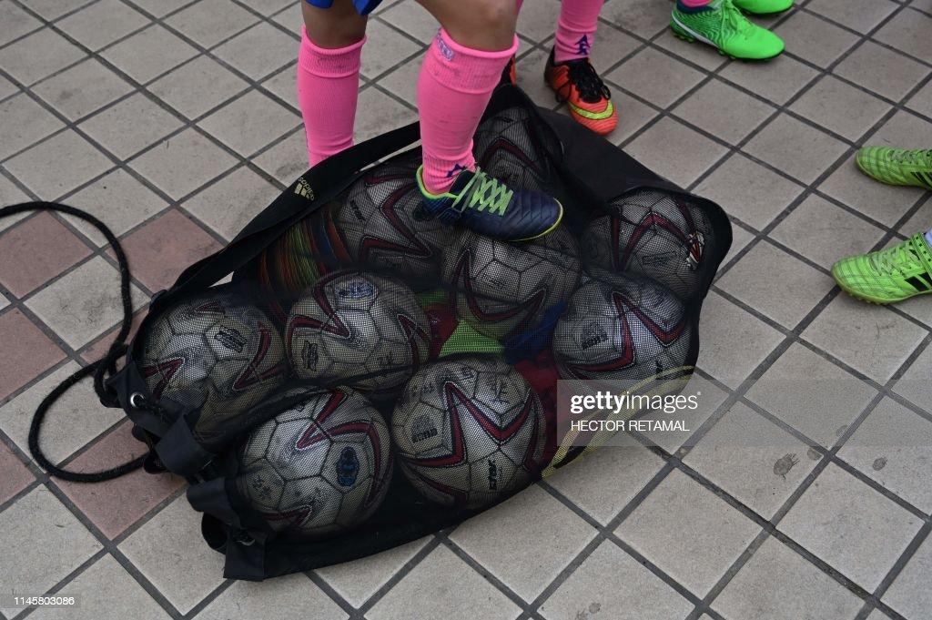 CHINA-FOOTBALL : News Photo