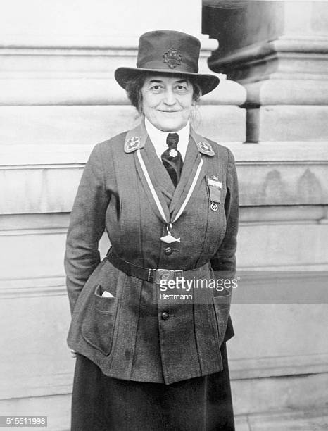 Girls Scouts of America founder Juliette Low