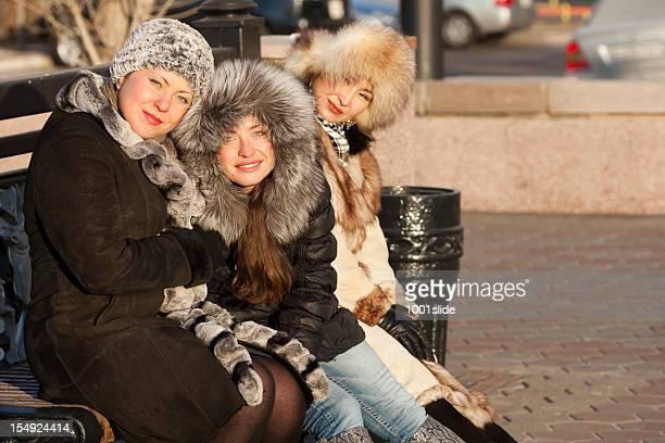 girls :冬小麦
